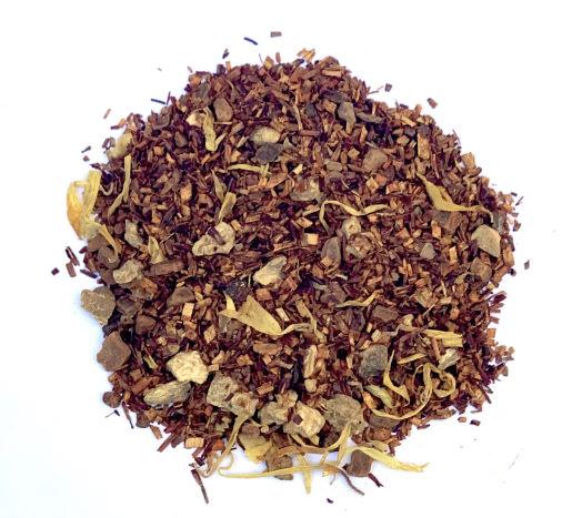 Spiced Caramel Apple Rooibos